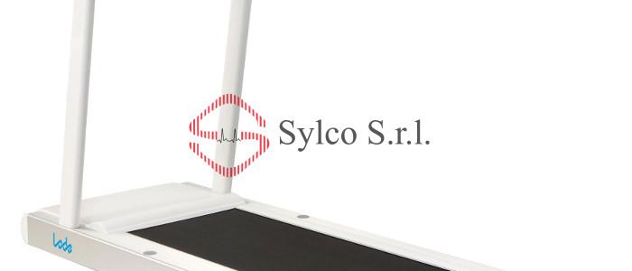 tapis roulant per riabilitazione della lode treadmill distribuito da Sylco