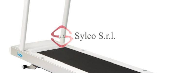 tapis roulant valiant 2 pet della lode treadmill distribuito da Sylco