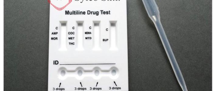 test antidroga