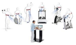 sistema di riabilitazione cardiologica