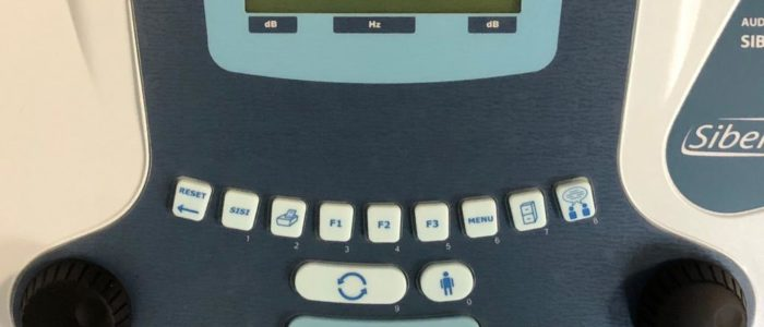 audiometro 2 canali sylco